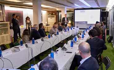 Navarra y Pamplona presenta su oferta MICE a AEVEA