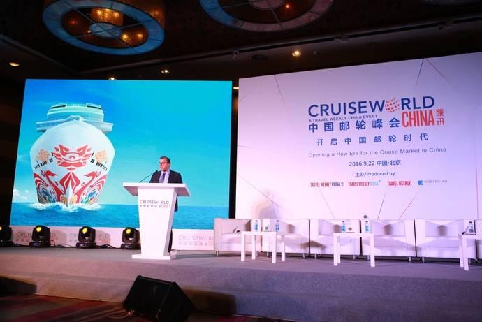 Norwegian Cruise Line refuerza su apuesta por China