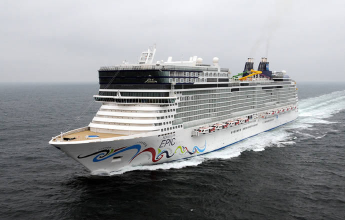 Norwegian Cruise Line inicia su gira de 'roadshows'