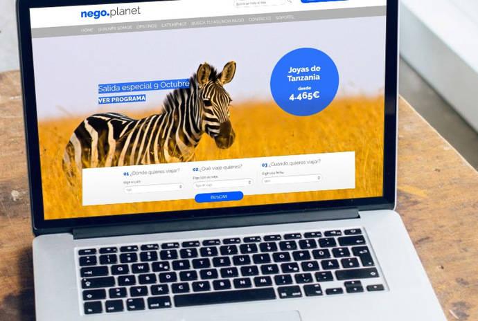 Nego lanza un nuevo sistema de reservas B2B