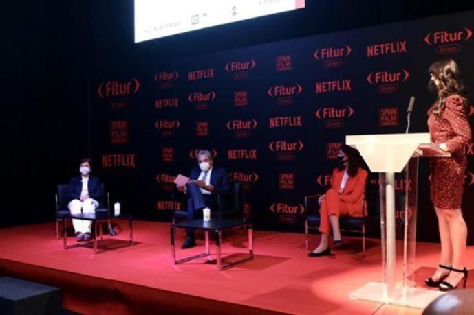 Netflix, con UNWTO, en Fitur: screen tourism y más