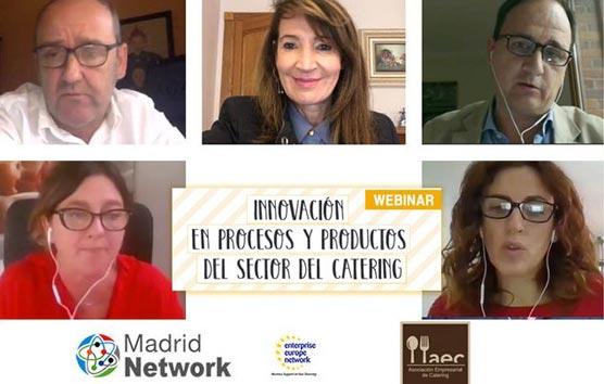 Madrid Network y la AEC crean un debate virtual