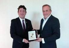 El Grupo NEXO reconoce el trabajo de GEBTA España
