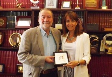 El Grupo NEXO reconoce el trabajo de MPI Spain
