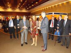 La directora general de TurEspaña, Marta Blanco, en la inauguración del Salón NexoBusiness 2016.