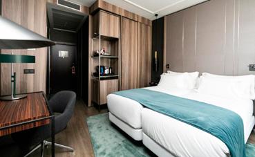 NH inaugura en Gran Vía un hotel de su marca Collection