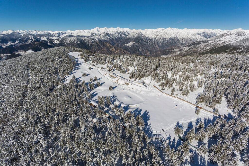 El cambio climático, amenaza para los destinos de montaña