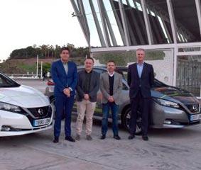 Turismo de Tenerife incorpora dos vehículos eléctricos