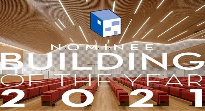 El PCC, nominado a Edificio del Año de ArchDaily