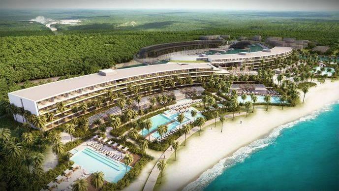 Paradisus Playa Mujeres es el nuevo resort de lujo de Meliá Hotels