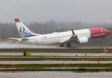 La situación de Norwegian en España, en el aire