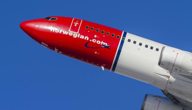 Norwegian obtiene el permiso definitivo de Estados Unidos