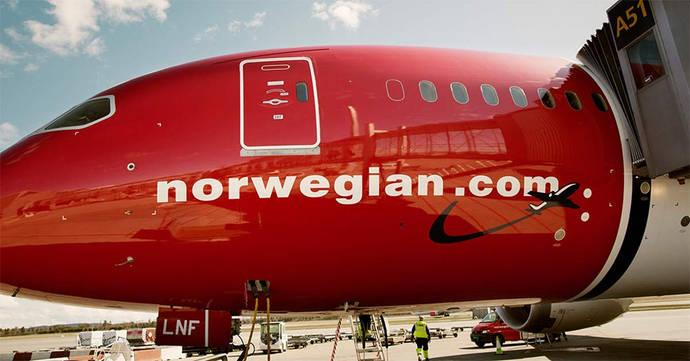Peligran 170 puestos por la marcha de Norwegian