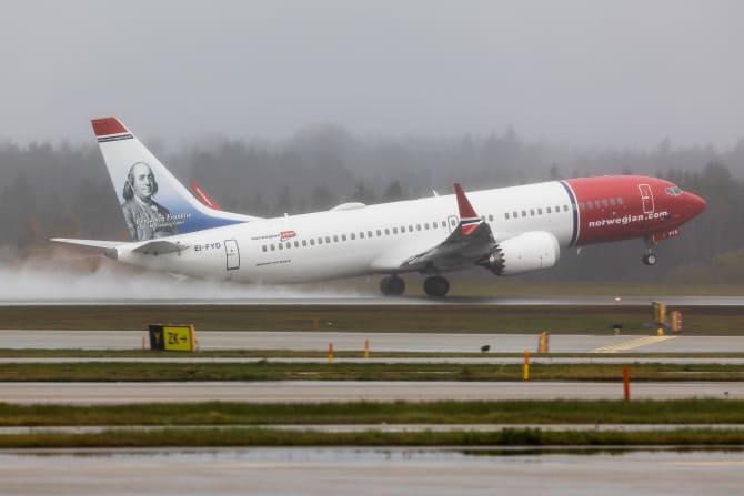 IAG se plantea la adquisición del 100% de Norwegian