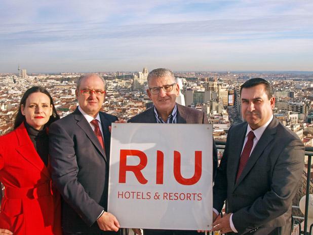 Año récord de inversión para RIU Hotels & Resorts