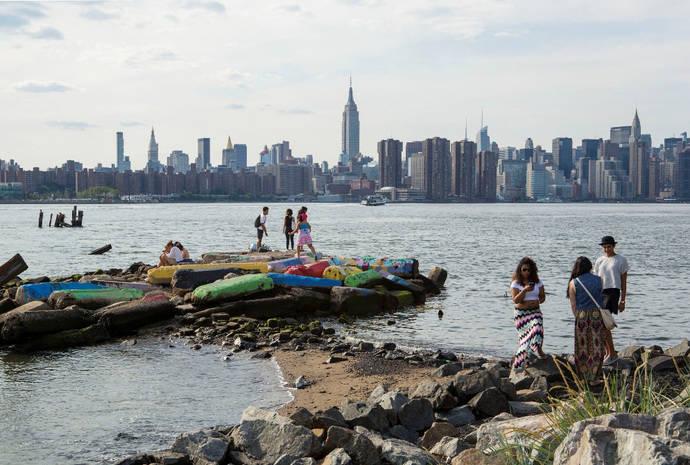 Nueva York alcanza la cifra récord de 58 millones de visitas