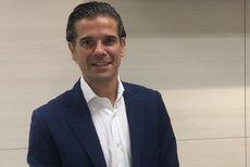 El director general de Amadeus en España y Portugal, Christian Boutin.