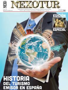 NEXOTUR nº 1.000 rinde Homenaje a Protagonistas del Turismo Emisor