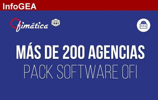 200 agencias GEA ya tienen el pack de Ofimática