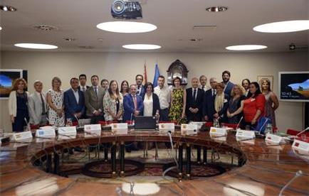 Reunión de la Comisión Sectorial de Turismo