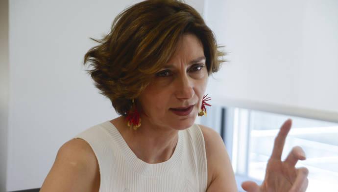 Isabel Oliver destaca que España 'está recibiendo un Turismo de mayor calidad'