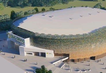 Vía libre para la construcción del Olivo Arena en Jaén