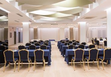 Olympia Hotel presenta sus nuevos salones de eventos