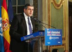 El nuevo secretario general de la OMT,  Zurab Pololikashvili.