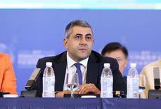 El próximo secretario general de la OMT, Zurab Pololikashvili.