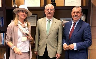 OPC España se reúne con los médicos españoles