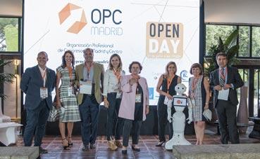 OPC Madrid impulsa la tecnología en MICE