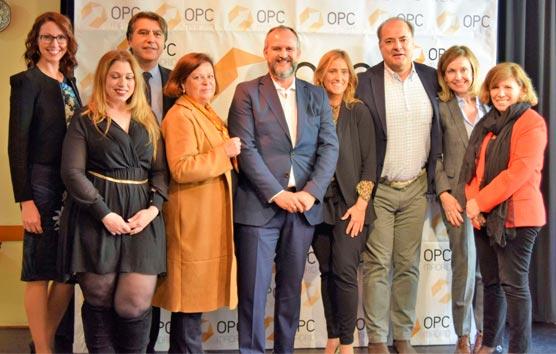 David Abreu es elegido nuevo presidente de la Asociación de OPC Madrid y Centro