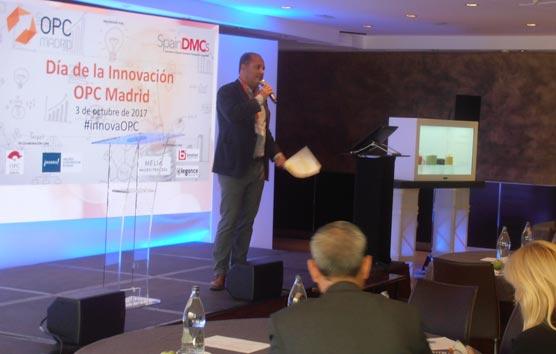 OPC Madrid y SpainDMCs mostrarán las últimas innovaciones en el Sector MICE