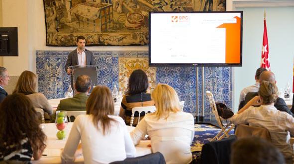 OPC Madrid organiza un encuentro entre la oferta y demanda del Sector en la capital