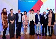 OPCE Cantabria entrega sus premios anuales en el Palacio de la Magdalena