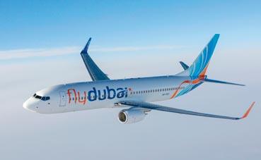flydubai trabaja con la tecnología de Amadeus
