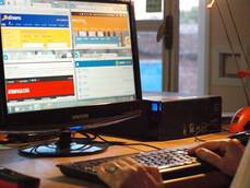 Se duplican las reservas online en España