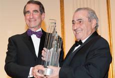 Hidalgo recibe el premio Business Leader of the Year