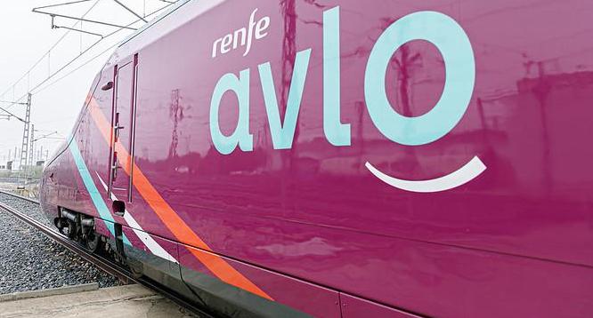 Avlo es la nueva filial 'low cost' con la que Renfe plantará cara al sector privado
