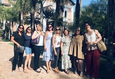 Málaga muestra su potencial como destino de reuniones