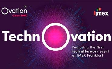 Ovation trabajará el 'networking' en IMEX Frankfurt