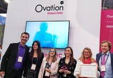 Ovation Global DMC entrega sus wOw Awards 2018