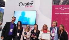 Ovation Global DMC ha entregado sus premios en IMEX América.
