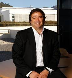 El fundador y hasta ahora presidente ejecutivo de Logitravel, Ovidio Andrés.