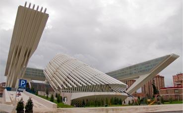 El Palacio de Buenavista, en Oviedo, crece