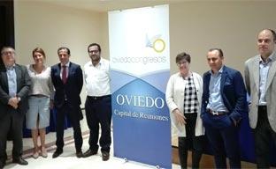 Oviedo Congresos cuenta con nueva Junta Directiva