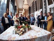 La firma del protocolo en Oviedo.