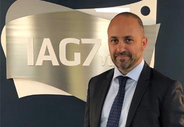 José Antonio Padilla, director de Empresas de IAG7