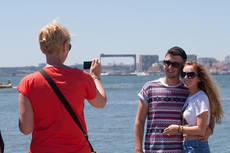 Los pagos por Turismo aumentan un 2,4% respecto a abril de 2017.