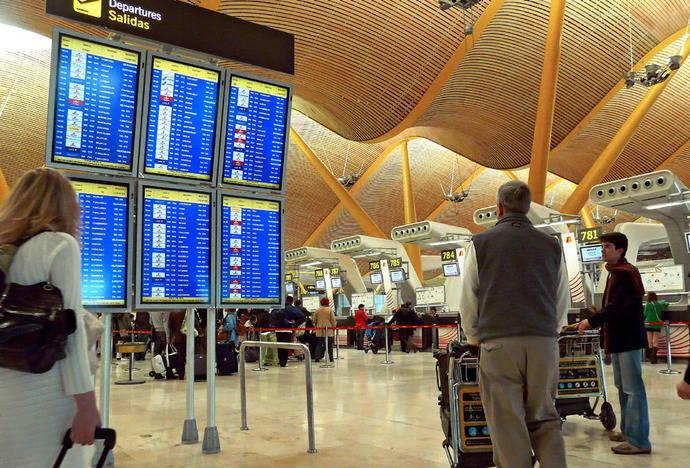 Los pagos para viajar al extranjero están muy por encima de niveles precrisis